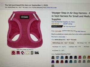 Xxxs dog/cat harness for Sale in Bellevue, WA