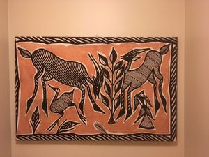 African art tapestries Ivory Coast for Sale in Nashville, TN