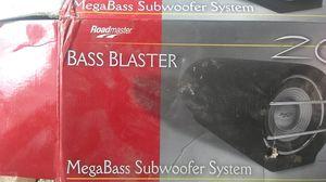 Roadmaster Mega Bass Subwoofer System for Sale in Wichita, KS