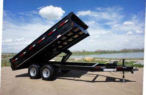 Dump,trailer, 2o18 Black for Sale in Atlanta, GA