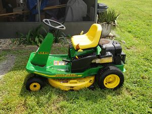 1- John Deere tractor 1 - commercial stihl weed eater 1- echo comercial edger and more for Sale in Apopka, FL