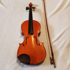 Vintage Handcrafted 1/2 Prima Violin With Carrying Case for Sale in Long Beach, CA