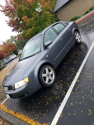 2003 AUDI A4 1.8T for Sale in Seattle, WA