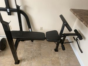Weight bench for Sale in Hampton, VA