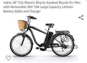 Adult electric bicycle for Sale in Miami, FL
