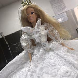 Princess Barbie Bride for Sale in Whittier, CA