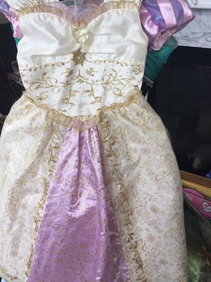 Going to Disney for Spring Break??? Don't pay twice as much for a princess dress for your daughter when u get there. I have 10 different... for Sale in Washington Crossing, PA