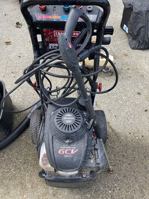 Craftsman Pressure Washer with Honda Motor- Won't Start for Sale in Redmond, WA