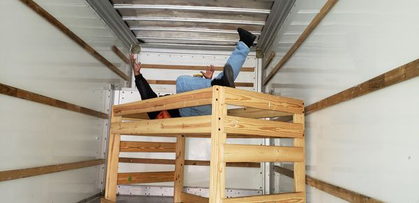 Very Durable Twin Bed And Twin Bunk Bed