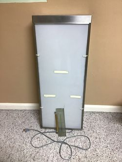 "X-ray Viewing Light Box 38"" Tall X 15"" Wide for Sale in North Bend,  WA"