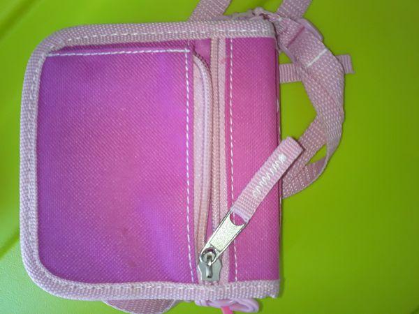 Hello Kitty strap wallet