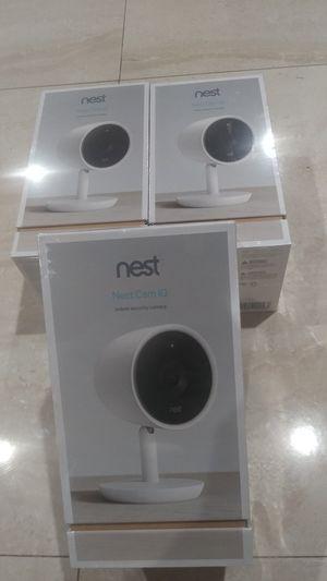 Google Nest Cam IQ Indoor Security Camera for Sale in Miami, FL