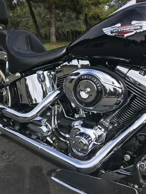 2012 Harley-Davidson Softail Deluxe FLSTN for Sale in North Fork, CA