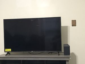 LG SMART TV Ultra HD Tv for Sale in Shillington, PA
