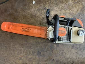 Chainsaw ms200T for Sale in Streamwood, IL