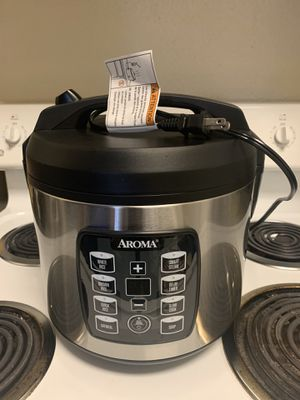 Aroma Rice Cooker for Sale in Dublin, CA