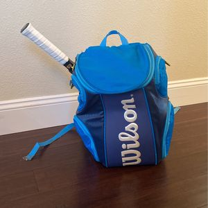 Wilson Tennis Backpack for Sale in Temecula, CA