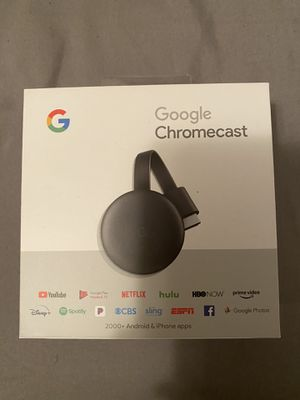 Chromecast for Sale in Tampa, FL