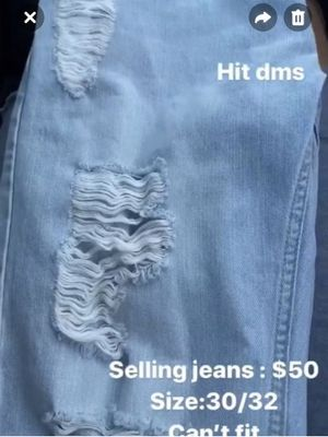 Ripped jeans for Sale in Savannah, GA