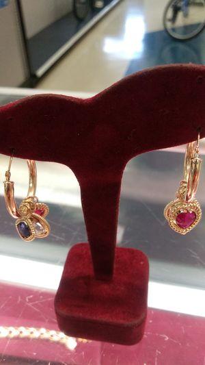 Earrings for Sale in South Houston, TX