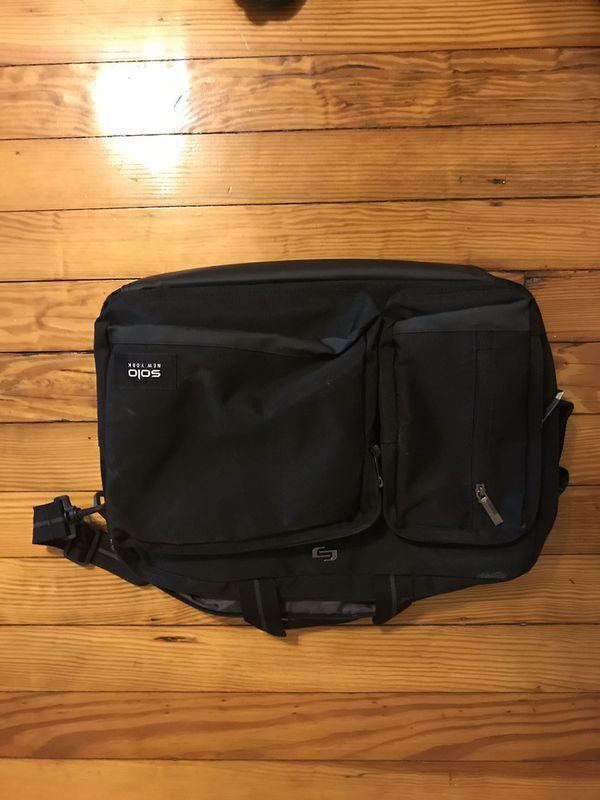 Hybrid solo New York backpack
