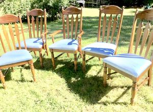 Dining room chairs (x5) for Sale in Silver Spring, MD