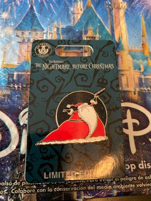 Nightmare before Christmas LE Sandy Claws Pin for Sale in Long Beach, CA