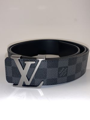Louis Vuitton belt size 38 for Sale in Brooklyn, NY