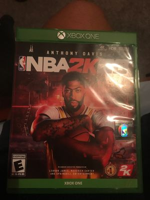 NBA2K20 for Sale in Helotes, TX