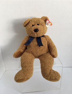 "Retired TY Fuzz Bear Beanie Baby 13"" 1999 for Sale in Houston, TX"