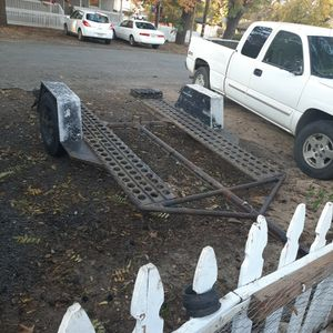 Car Trailer Will Trade For Rv Trailer {contact info removed} for Sale in Chico, CA