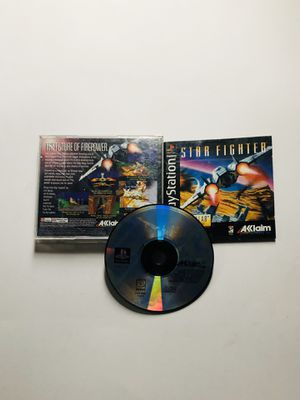 Starfighter PlayStation 1 Ps1 for Sale in Long Beach, CA