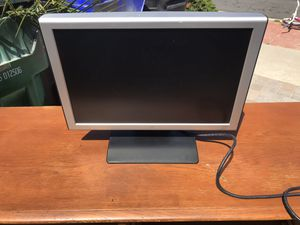18 inch computer monitor flat screen for Sale in San Diego, CA