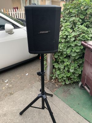 bose S1 pro bluetooth rechargeable for Sale in Hayward, CA