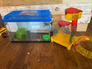 Hamster cages for Sale in Streamwood, IL