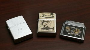 """Zippo Lighters, and Sarome """"Oscar"""" Lighter for Sale in Modesto, CA"""