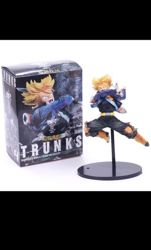 Trunks action figure. From BWFC for Sale in Raleigh, NC