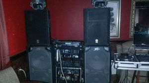 Complete dj equipment for Sale in Hutchins, TX
