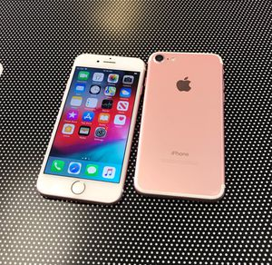 iPhone 7 32GB AT&T and Cricket only Excellent Condition $175 each for Sale in Raleigh, NC