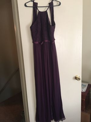 Prom/Event Dress Size 10 dress Worn once for Sale in Roanoke, VA