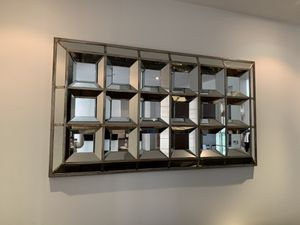 Framed Wall Mirror for Sale in Brookhaven, GA