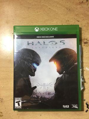 Halo 5 for Sale in Dallas, TX