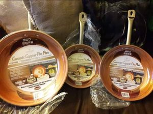 3pc Pan Set for Sale in Perth Amboy, NJ