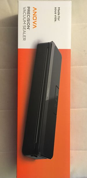 Anova vacuum sealer for Sale in Lansing, MI