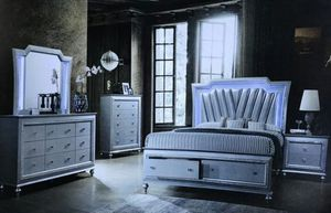 Brand new queen size bedroom set $1499. for Sale in Miami Gardens, FL