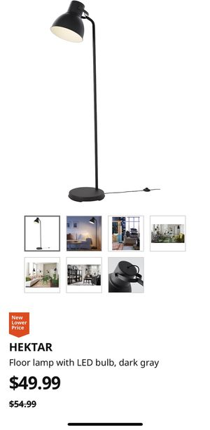 Floor Lamp $24.99 for Sale in Columbus, OH