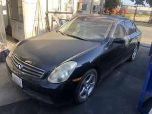 2006 Infiniti g35 parting out for Sale in Santa Ana, CA