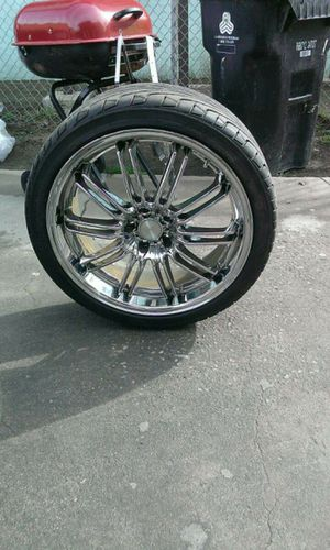 Rims and Tires for Sale in View Park-Windsor Hills, CA