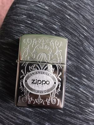 Zippo windproof lighter for Sale in Keyes, CA