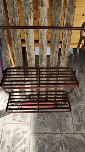 Metal wall shelve for Sale in Princeton, NJ